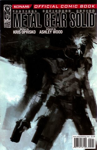 Metal Gear Solid Issue 05 (January 2005)