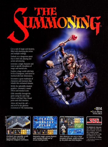 Summoning, The