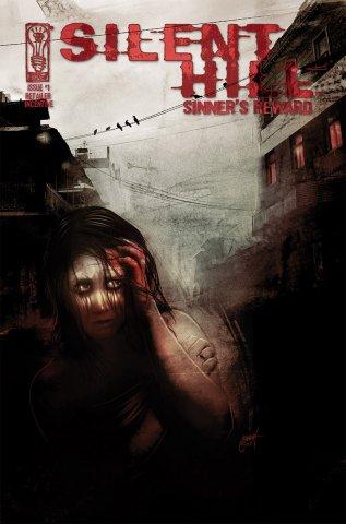 Silent Hill: Sinner's Reward 001 (cover b) (February 2008)