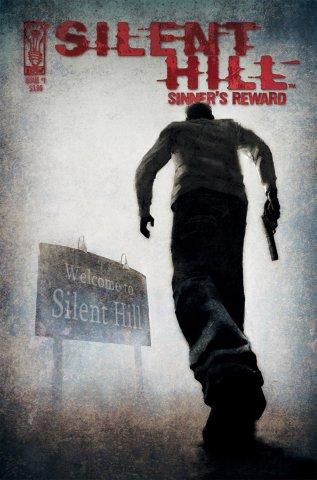 Silent Hill: Sinner's Reward 001 (cover a) (February 2008)