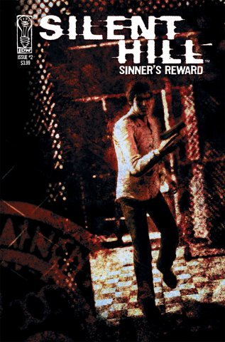 Silent Hill: Sinner's Reward 002 (cover a) (February 2008)