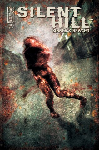 Silent Hill: Sinner's Reward 004 (cover a) (April 2008)