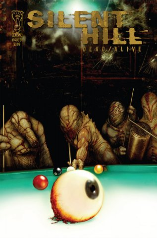 Silent Hill: Dead/Alive 003 (cover a) (February 2006)
