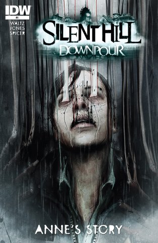 Silent Hill: Downpour - Anne's Story 001 (August 2014)