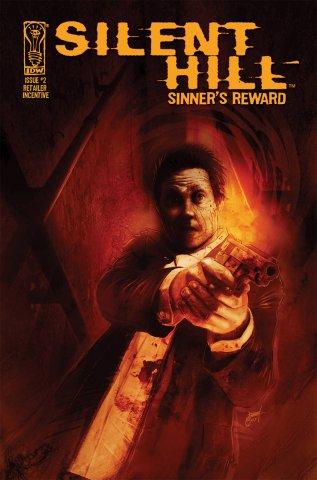 Silent Hill: Sinner's Reward 002 (cover b) (February 2008)