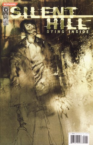 Silent Hill: Dying Inside 01 (February 2004)