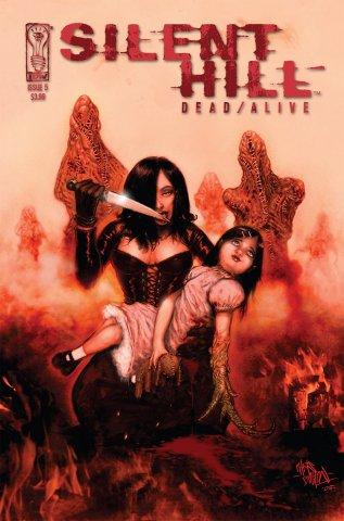 Silent Hill: Dead/Alive 005 (cover a) (April 2006)