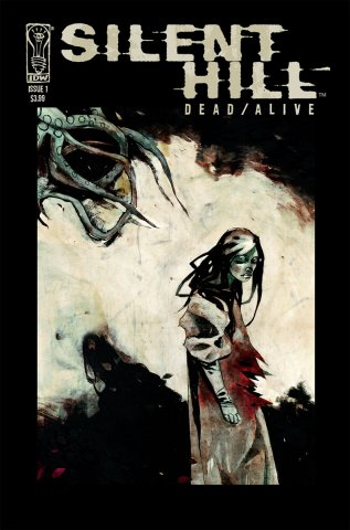 Silent Hill: Dead/Alive 001 (cover a) (December 2005)