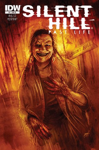 Silent Hill: Past Life 004 (cover b) (January 2011)