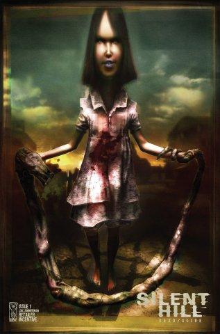 Silent Hill: Dead/Alive 001 (cover e) (December 2005)