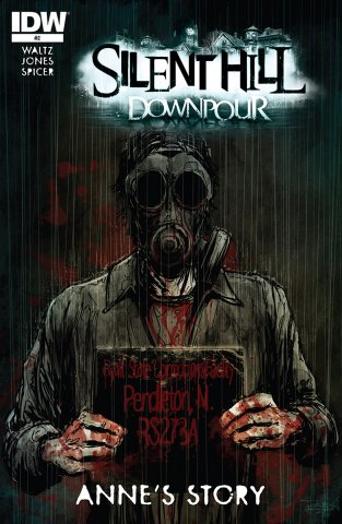 Silent Hill: Downpour - Anne's Story 002 (September 2014)