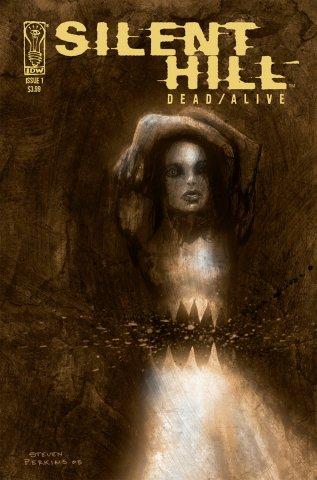 Silent Hill: Dead/Alive 001 (cover b) (December 2005)