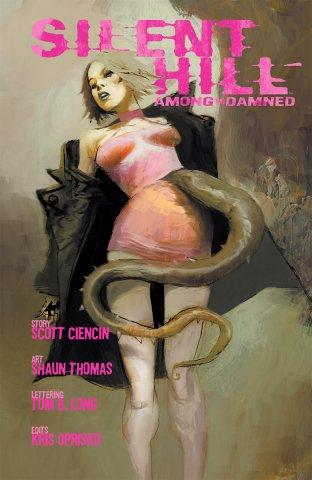 Silent Hill: Among The Damned (November 2004)