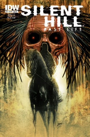 Silent Hill: Past Life 003 (cover b) (December 2010)