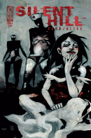Silent Hill: Dead/Alive 004 (cover a) (March 2006)