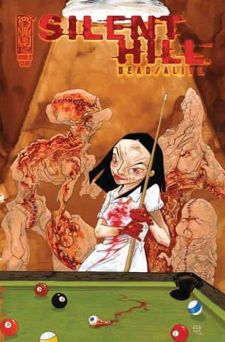 Silent Hill: Dead/Alive 005 (cover b) (April 2006)