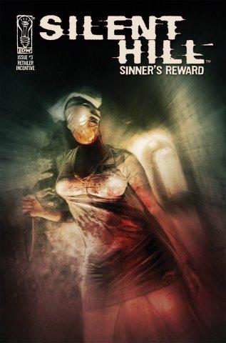 Silent Hill: Sinner's Reward 003 (cover b) (April 2008)