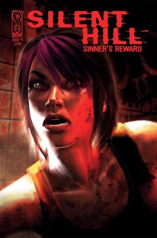 Silent Hill: Sinner's Reward 003 (cover a) (April 2008)