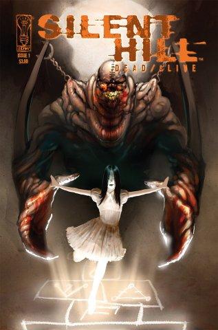 Silent Hill: Dead/Alive 001 (cover c) (December 2005)