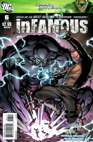 inFAMOUS 06 (July 2011)