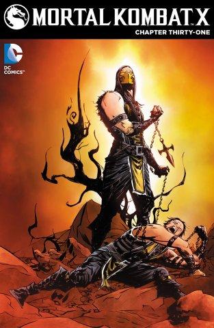 Mortal Kombat X Chapters 31-33 (2015)