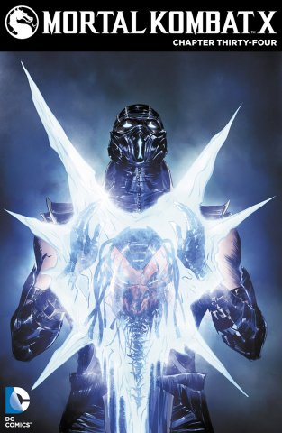 Mortal Kombat X Chapters 34-36 (2015)
