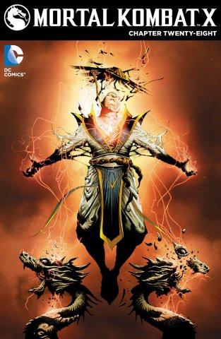 Mortal Kombat X Chapters 28-30 (2015)