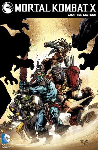Mortal Kombat X Chapters 16-18 (2015)