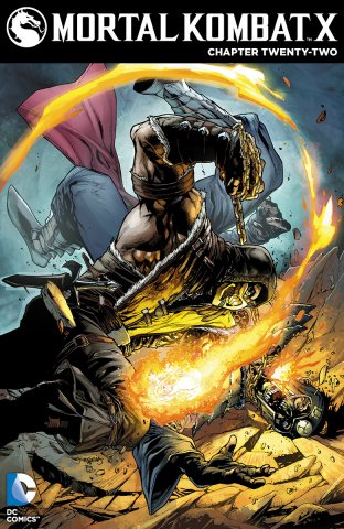 Mortal Kombat (DC Comics)