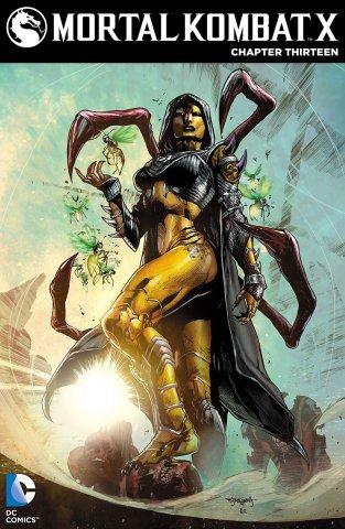 Mortal Kombat X Chapters 13-15 (2015)