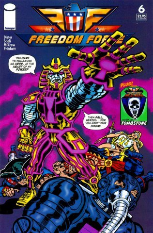 Freedom Force 06 (June 2005)