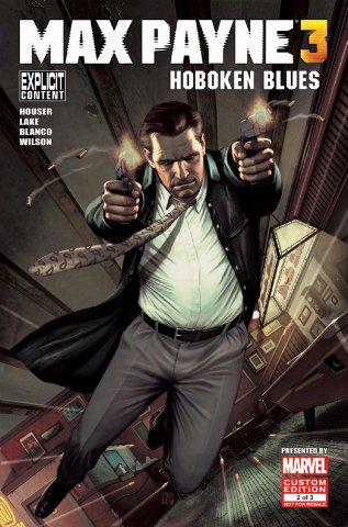 Max Payne 3 Issue 2 (June 2012)