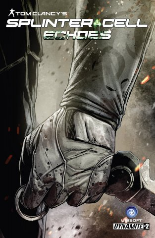 Tom Clancy's Splinter Cell: Echoes 02 (August 2014)