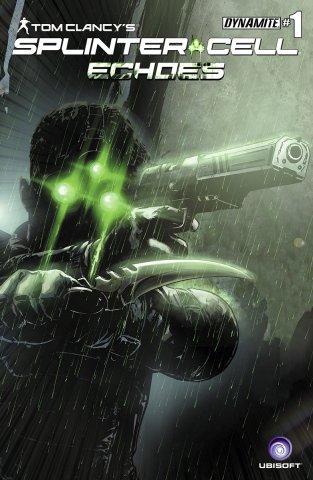 Tom Clancy's Splinter Cell: Echoes 01 (July 2014)