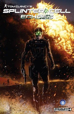 Tom Clancy's Splinter Cell: Echoes 04 (September 2014)