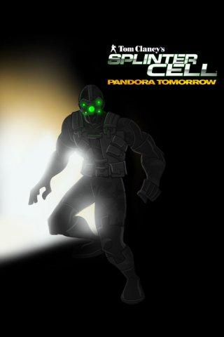 Tom Clancy's Splinter Cell: Pandora Tomorrow (cover 1)