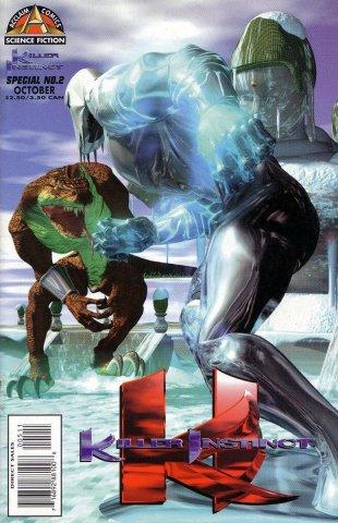 Killer Instinct Special 02 (October 1996)