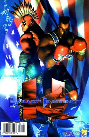 Killer Instinct 01 (June 1996)
