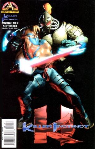 Killer Instinct Special 01 (September 1996)