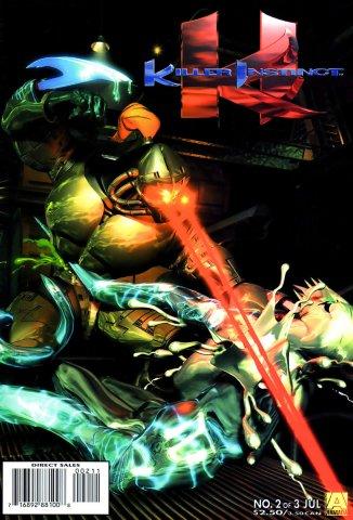 Killer Instinct 02 (July 1996)