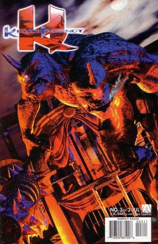 Killer Instinct 03 (August 1996)
