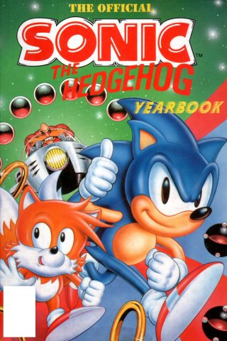 Sonic the Hedgehog Yearbook 1992 (1993)