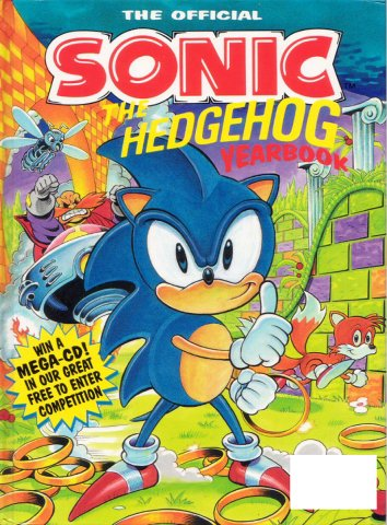 Sonic the Hedgehog Yearbook 1991 (1992)