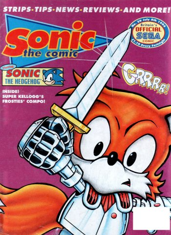 Sonic the Comic 029 (July 8, 1994)