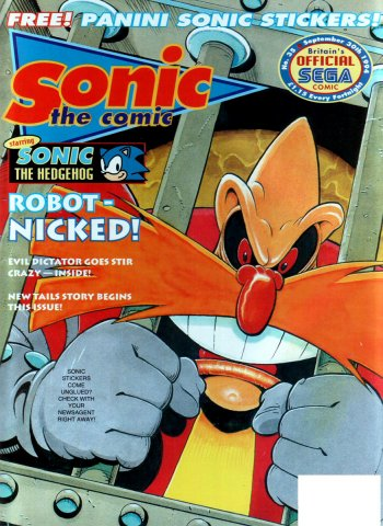 Sonic the Comic 035 (September 30, 1994)