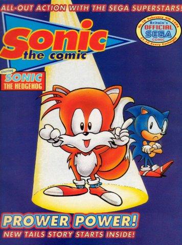 Sonic the Comic 018 (February 4, 1994)