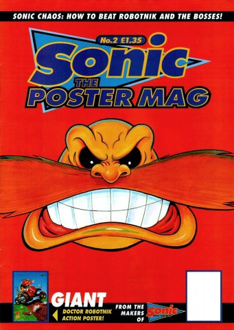 Sonic the Poster Mag 02 (December 1993)