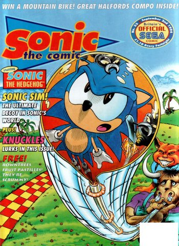 Sonic the Comic 033 (September 2, 1994)
