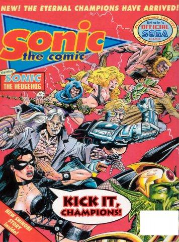 Sonic the Comic 019 (February 18, 1994)