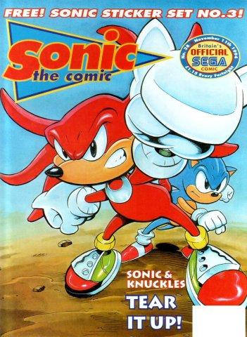 Sonic the Comic 038 (November 11, 1994)